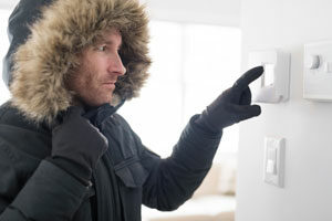 Heating problems you may encounter this winter